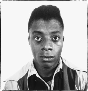 James Baldwin, writer, Harlem, New York,  1945, 160.15877