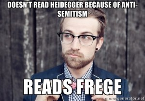 reads frege