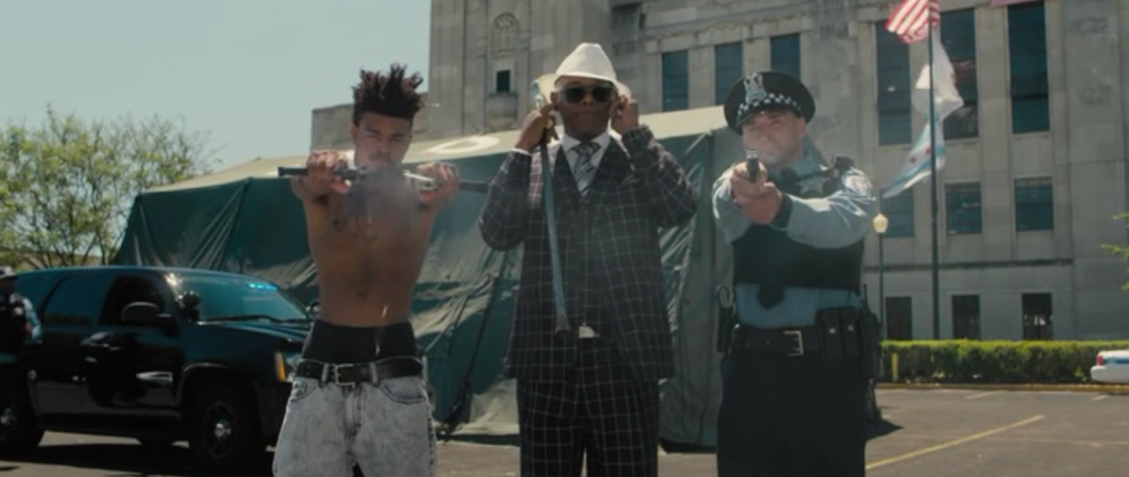 cop gang guns screenshot