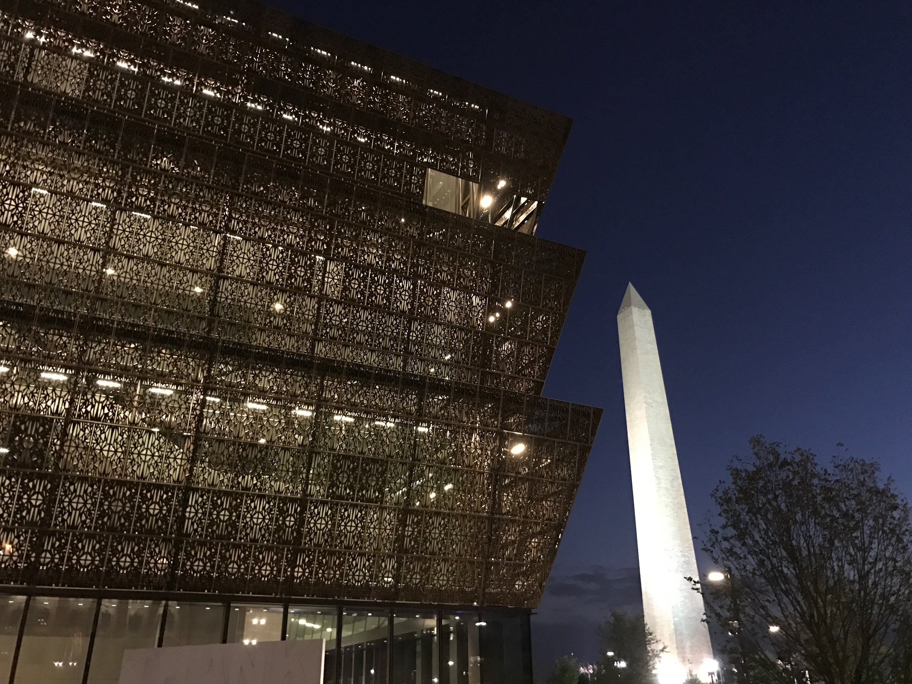 On the National Museum of African American History and Culture