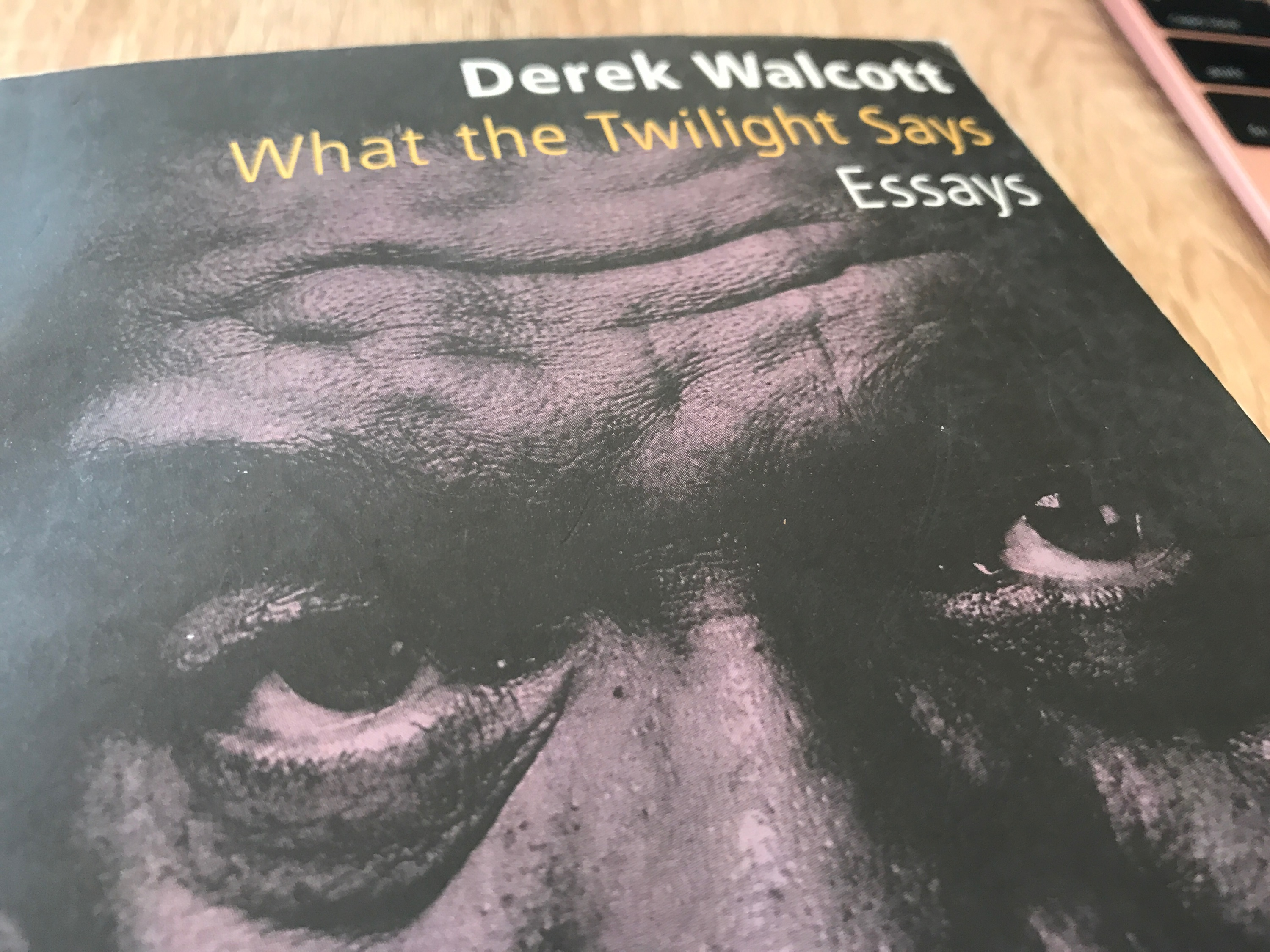 derek walcott in memory john e drabinski walcott s lecture upon receipt of the nobel prize the famous essay ldquothe antilles fragments of epic memory rdquo is impossible to quote