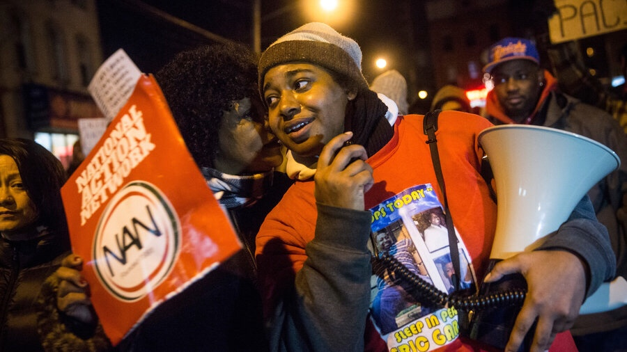 A Thought on Erica Garner's Passing